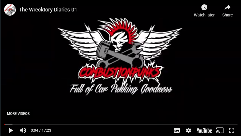 Wrecktory Diaries EP01